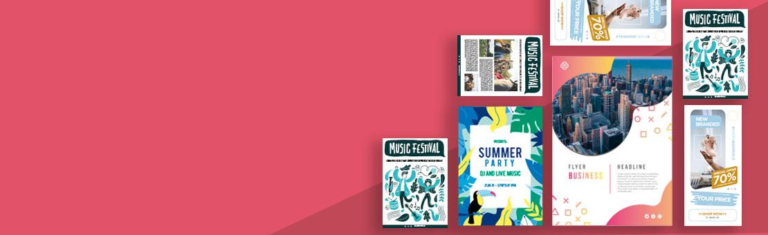 flyers - folletos